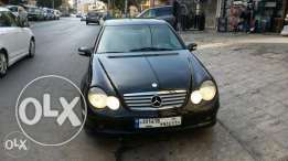 Mercedes c 230 compact foe sale model 2002