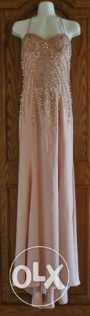 Pink Evening Gown - Sample Sale
