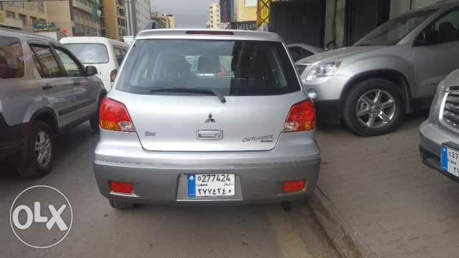 Mitsubishi outlander model: 2003 مار مخايل -  5