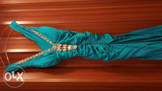 A maxi dress for sale