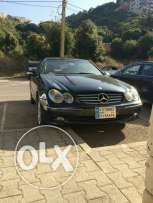 Mercedes-Benz Clk 320 model 2005 for sale