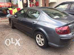 Peugeot 407 Manual for trade or sale