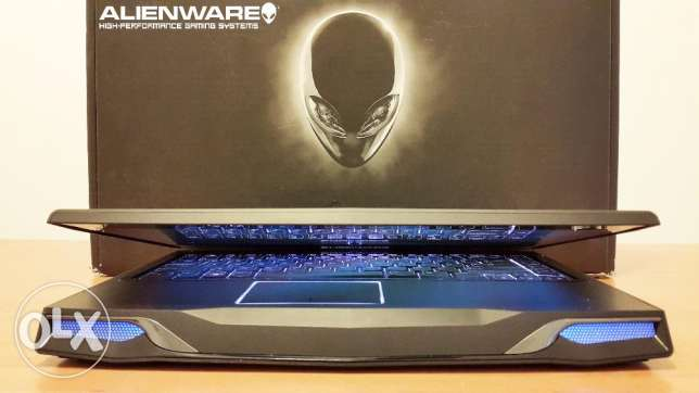 Used Dell Gaming Laptop P18G Alienware Price 485$
