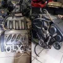 Peugeot 306 engine 6 cylinder model 2000 at issa tayfour auto parts En