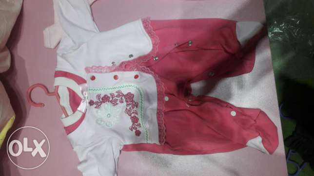 Clothes for baby 0_3 3_6