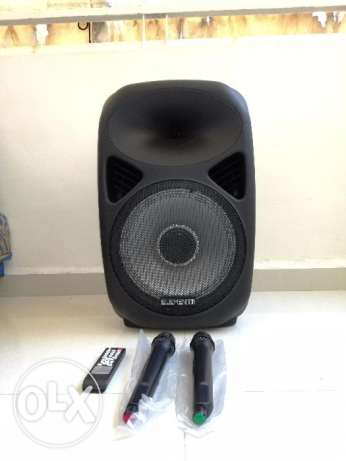 Elements Speaker Subwoofer (Not Used)