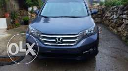 2012 Honda CR-V exl limited edition