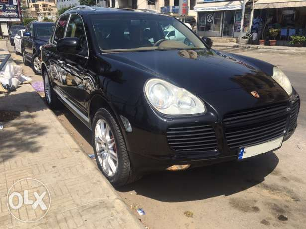 full option cayenne