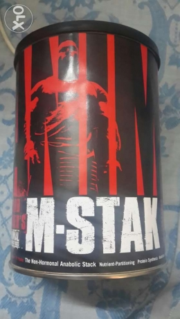 Universal Nutrition, Animal M-Stak, The Anabolic Stack