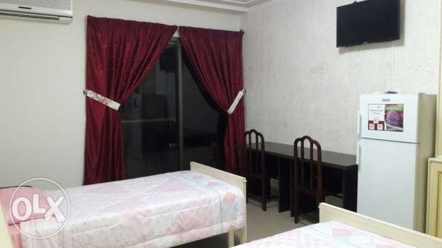 Foyer bedrooms for girls in badaro