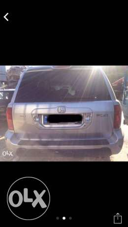 Honda Pilot 7 seats model 2003 for sale negotiable price