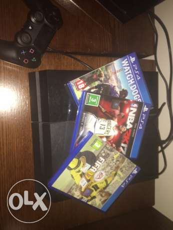 play station 4 ( ps4)