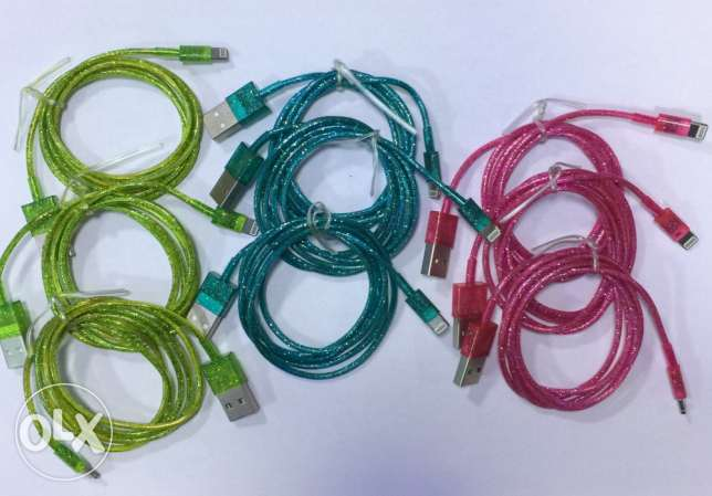 cable iphone 6 & 7 120pcs bas bi 100,000LL.