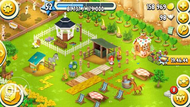 Hay day game