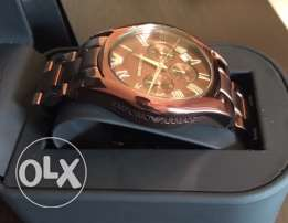 Genuine Emporio bronzo edition brand new