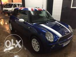 Mini cooper 2002 super clean ma badha chi 2ngaz very good condition l