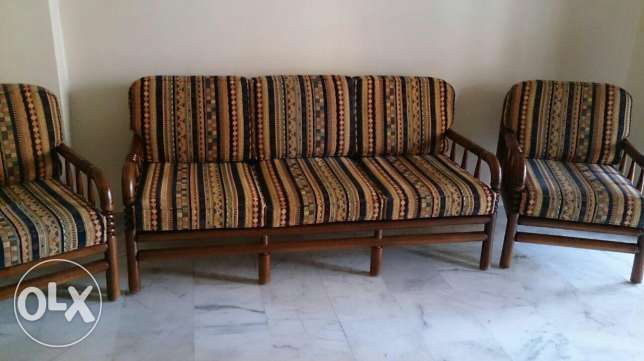 Furniture in very good condition