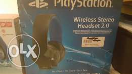 Ps4 wireless headset 2.0 for 100$