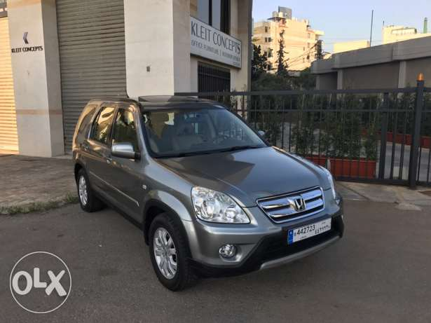 Honda CRV Model 2005 Company Source