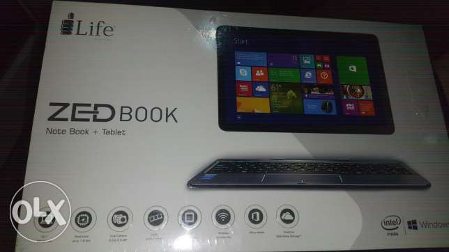 Note book+ Tablet