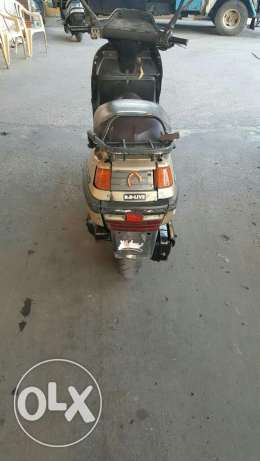 Motorcycle four way 250cc