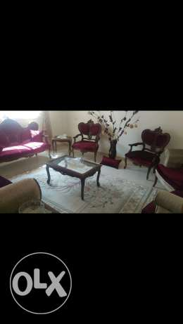 Salon steel in an excellent condition for sale