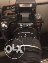 Sony digital camera SLT-A33