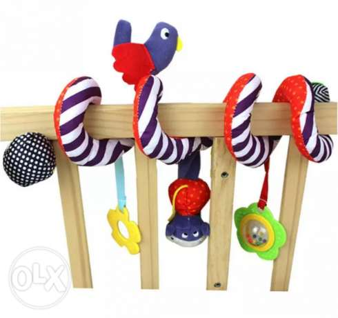 2 baby hanger toys for carseat and bed برج البراجنة -  2