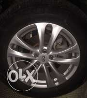 18 inch FX rims to exchange with 20 inch
