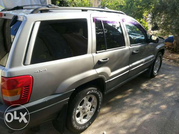 Grand Cherokee 2000 Limited 4×4 mfawal الشياح -  4