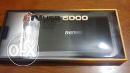 Power Bank Original REMAX 6000 mAh