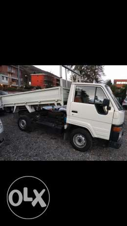 Toyota dyna model 88 in good condition Swiss