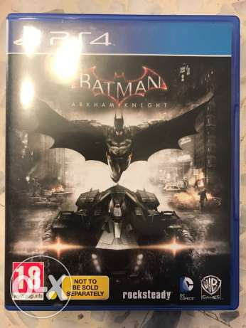 PS4-Batman Arkham Night بصاليم -  1