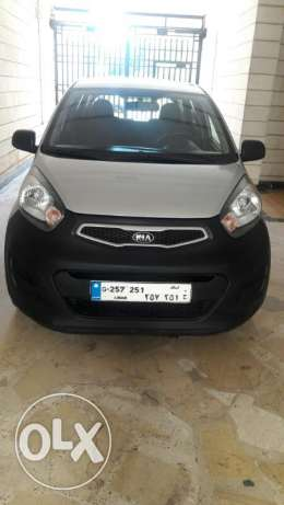 Kia Picanto 2015 full options