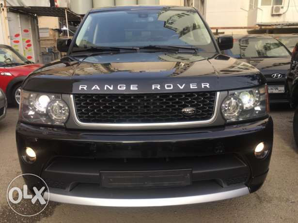 range rover supercharged model 2010