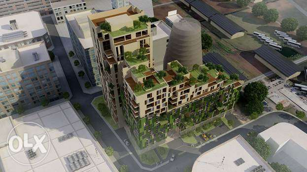 New project in achrafieh