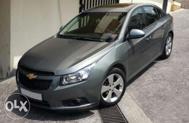 Cruze LT 2011 One owner, one driver.