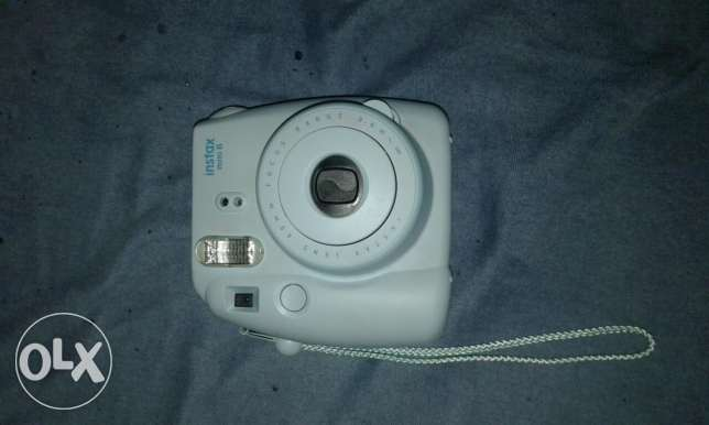 Camera instax in blue عجلتون -  1