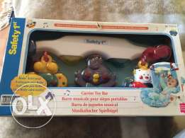 safety 1st musical carrier toy bar