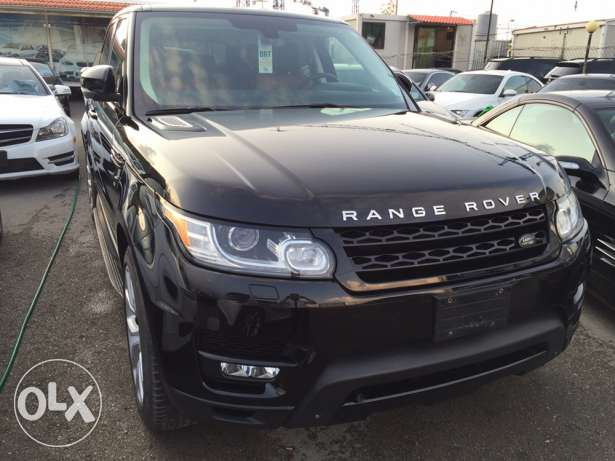 Range Rover Sport Autobiography Supercharged ضبيه -  2