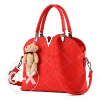 Louis Vuitton high quality handbag (4 photos - 4 colors)