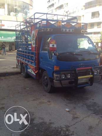 Pick up Toyota Dyna 200