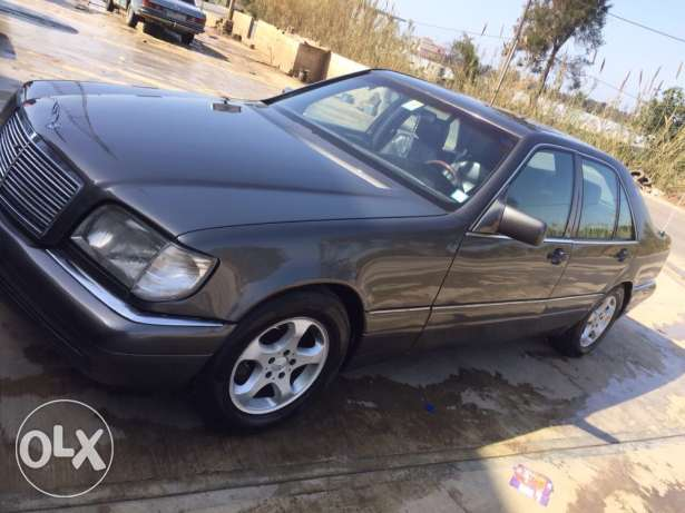 mercedes s 300 model 93 ndife madfou3 2017