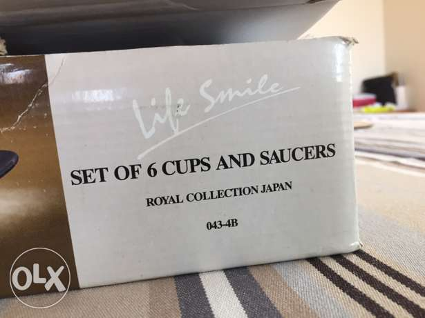 set of cup