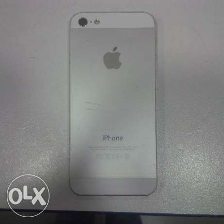 Iphone 5 16gb راس  بيروت -  3