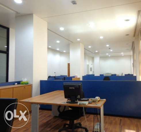 Office for RENT - Beirut Central District 264 SQM
