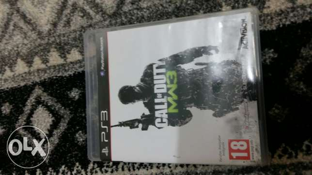 PS3-Call of duty MW3
