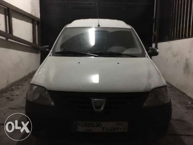 Mini Van Dacia logan for sale المتن -  1
