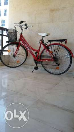 Red Olmo Bicycle!