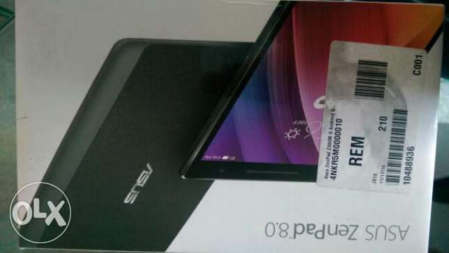 AZUZ zenpad tablet 8 NEW